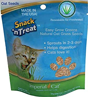 product image for Imperial Cat Easy Grow Oat Grass Seeds, 4-Ounce
