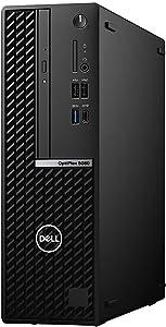Dell OptiPlex 5000 5080 Desktop Computer - Intel Core i5 10th Gen i5-10500 Hexa-core (6 Core) 3.10 GHz - 8 GB RAM DDR4 SDRAM - 256 GB SSD - Small Form Factor - Windows 10 Pro 64-bit - Intel UHD Graphi