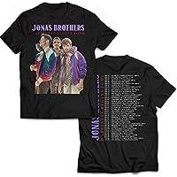 Brothers-Boyband Tour-Happiness 2019 Music Big Fans Customized T-Shirt/Long Sleeve/Sweatshirt/Hoodie/Tank Top