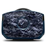 Digital Navy Camo Design Protective Decal Skin Sticker (High Gloss Coating) for Decorating Gaems Vanguard Personal Gaming Carry Case (Console and Case NOT included)