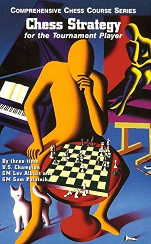 Chess Strategy for the Tournament Player (Comprehensive Chess Course, Third Level) - Center Game Chess