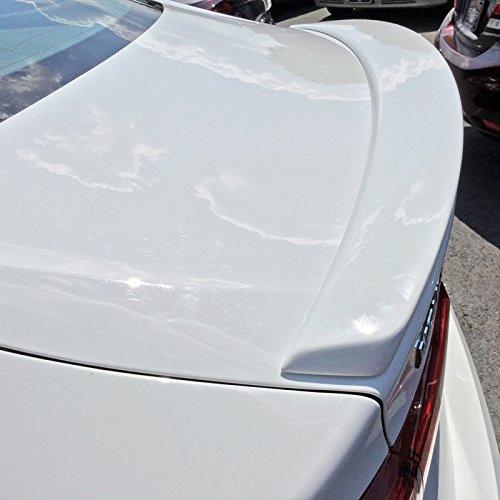 Iridescent Flush - MAL16-FM Factory Style Flush Mount Spoiler for Chevrolet Malibu - IRIDESCENT PEARL (G1W)