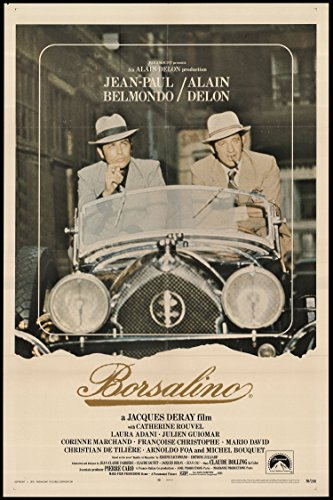 borsalino-1970-original-movie-poster-crime-drama-dimensions-27-x-41