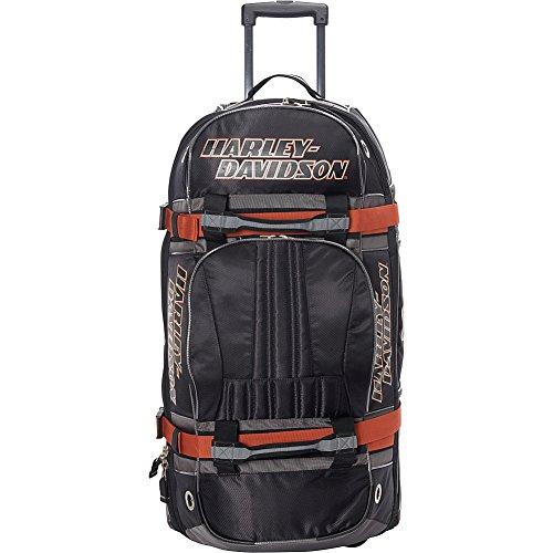 Harley Davidson 33'' Wheeled Equipment Duffel, Black by Harley-Davidson (Image #2)