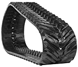 Bobcat T190 320x86Bx49 MWE Rubber Track V Pattern | Great for Hard Surface, Mud, Snow, Dirt