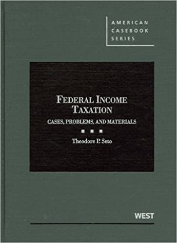 Problems and Materials in Federal Income Taxation (Aspen Casebook Series)