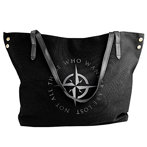 LOTR The Lord Of The Rings Platinum Style Canvas Top Handle Handbags For Women (Lord Of The Rings Shoes)