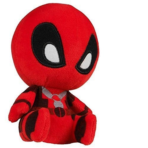 "Funko Mopeez Marvel Deadpool 8"" Stuffed Plush Action Figure Doll"