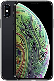 Apple iPhone XS (256GB, Space Gray) [Locked] + Carrier Subscription