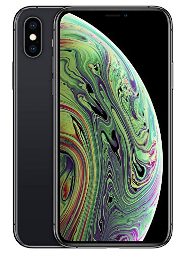 Simple Mobile Prepaid – Apple iPhone XS (64GB) – Space Gray [Locked to Carrier – Simple Mobile]