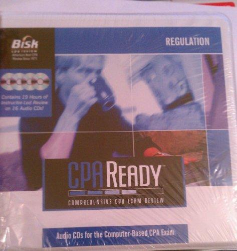 Bisk Cpa Ready Regulation Audio Tutor by Bisk Education Inc