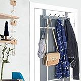 WEBI Over The Door Hook Door Hanger:Over The Door
