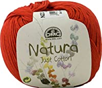 DMC Natura 'Just Cotton' Crochet Yarn (10 pack)