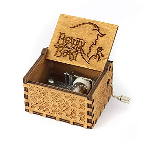 FOONEE Harry Potter Music Box Hand Crank Musical