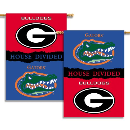 House Divided Two Sided Banner - 5
