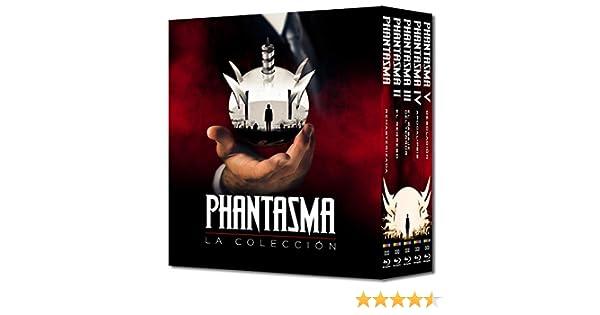 Pack Phantasma, Coleccion Completa Ed. Limitada Nueva. Edición Blu ...