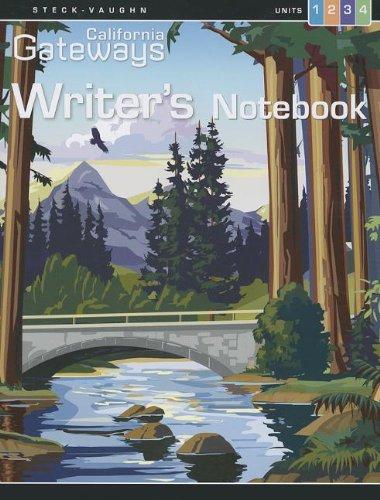 Download HMH Steck-Vaughn CA Gateways California: Student Writing Book Level 1B pdf