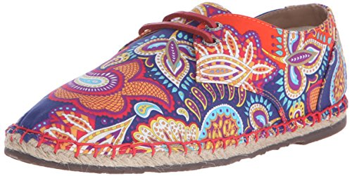 Sebago Women Darien Lace UP Persia Liberty Art Fabric 1oNK3iRa