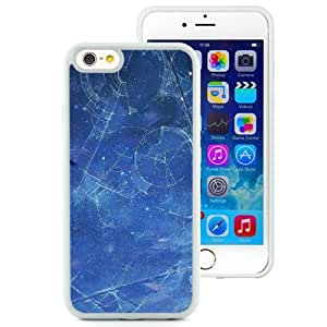 NEW Unique Custom Designed iPhone 6 4.7 Inch TPU Phone Case With Night Sky Constellations Drawings_White Phone Case wangjiang maoyi