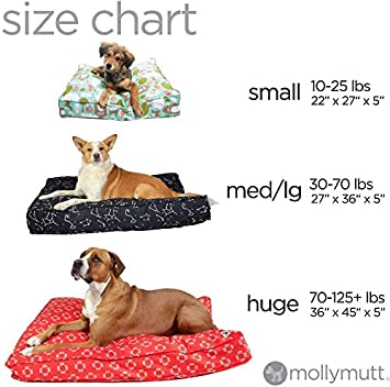 Molly Mutt Medium Large Dog Bed Cover Med Dog Bed Cover Dog Calming Bed Puppy Bed Medium Pet Bed Large Dog Bed Cover Washable Dogs Bed Cover Pet Bed With Removable Cover Dog Bed Covers Dd23b Pet Bed Amazon Com