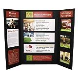 Elmer`s 902091 CFC-Free Polystyrene Foam Premium Display Board, 36 x 48, Black, 12/Carton by Elmers