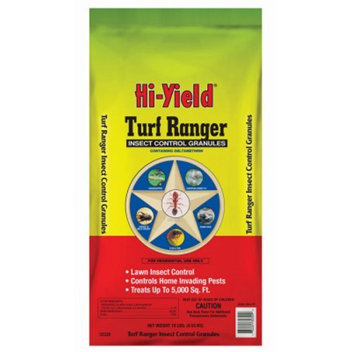 Voluntary Purchasing Group 32320 Hi-Yield Turf Ranger Insect Control Granules, 10-Pound by Flagline