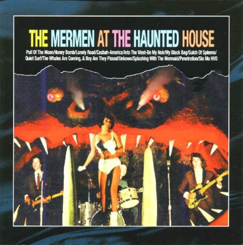 The Mermen at the Haunted House by M.B.(Burnside)