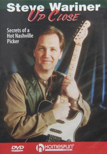 Steve Wariner-Up Close [DVD] B01M2C1XOR