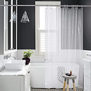 Strongest mildew resistant shower curtain for How often should you change your shower curtain