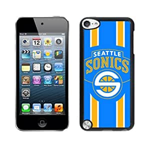 NBA Seattle Supersonics Ipod Touch 5th Generation Hot For NBA Fans By zeroCase