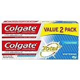 Colgate Total Whitening Toothpaste Gel