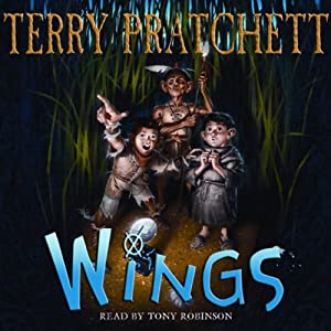 Wings Audiobook