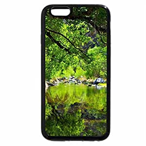 iPhone 6S Plus Case, iPhone 6 Plus Case, river & forest