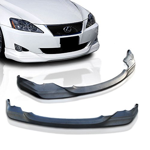 - NEW - 2006-2008 LEXUS IS250 IS350 VIP ING Type Front PU Bumper Lip