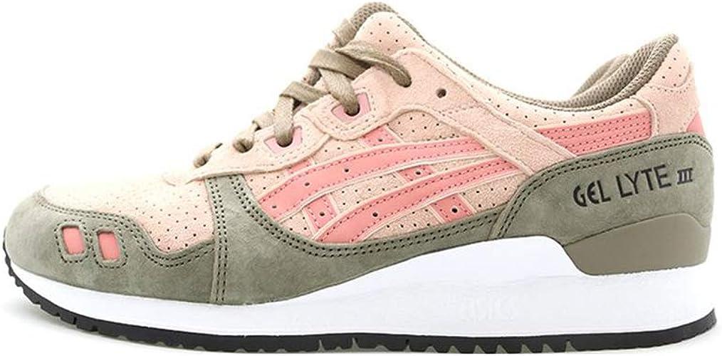 ASICS Damen Tiger Gel Lyte III W Sneaker Beige: Amazon.de ...
