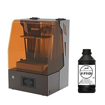 Amazon.com: IFUN - Impresora LCD 3D para joyería, resina ...