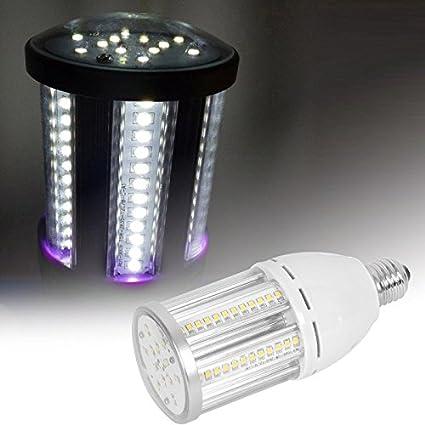 Bombillas, led-6031 luz blanca E27 15 W 1275 – 1425lm 84 LED 2835