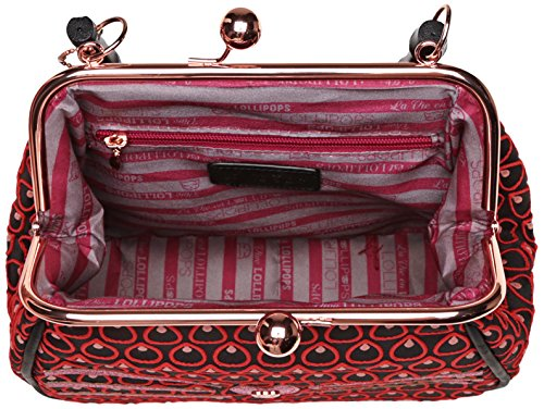 Sac épaule Frame Rouge Alphonse Lollipops Red Small porté qxTXtzBR