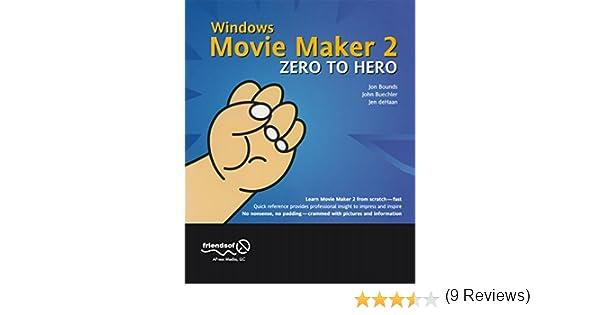 Windows Movie Maker 2 Zero to Hero (English Edition) eBook ...