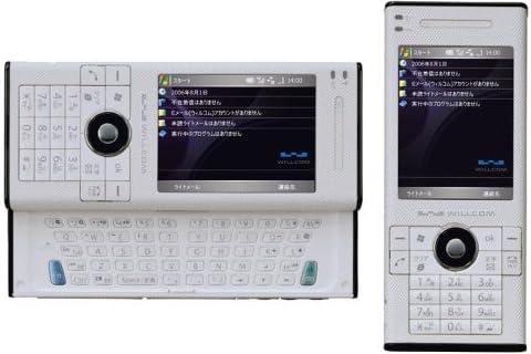 WILLCOM W-ZERO3[es]Premium Version WS007SH by SHARP ホワイト 白ロム