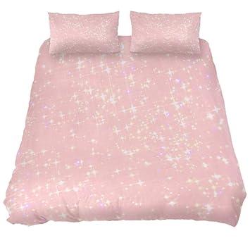 Amazon.com: MaoLong - Juego de cama de 3 piezas con funda de ...