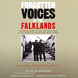 Forgotten Voices of the Falklands Speech