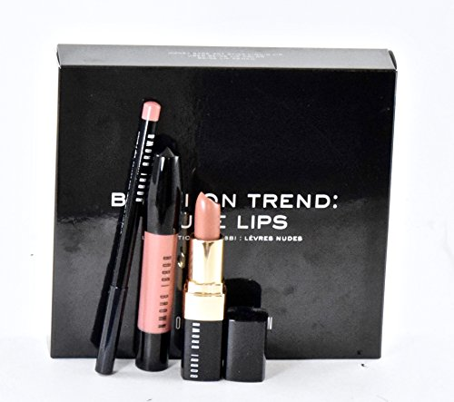 Bobbi Brown On Trend: Nude Lips 3 Piece Set