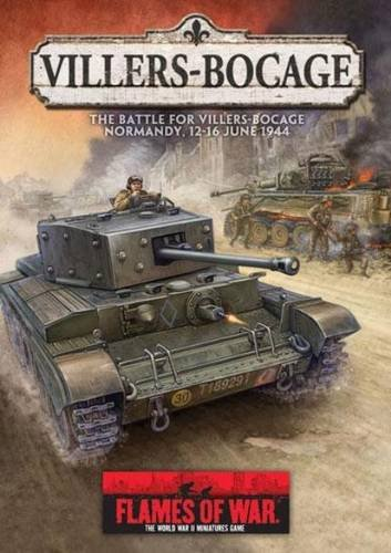 Villers-Bocage: The Battle for Villers-Bocage Normandy, 12-16 June 1944 pdf epub