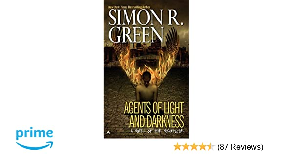 Amazon Agents Of Light And Darkness Nightside Book 2