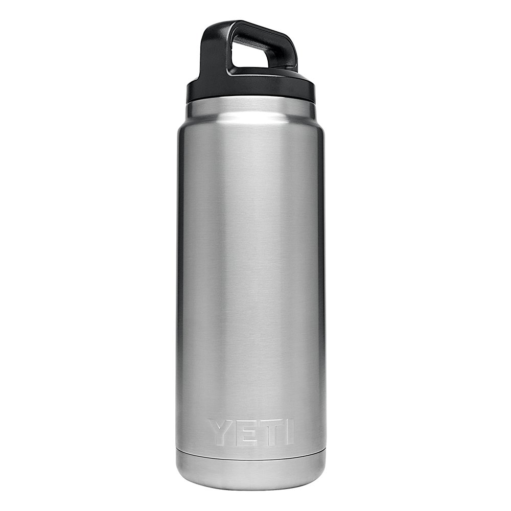 YETI Rambler 26oz Vacuum Insulated Stainless Steel Bottle with Cap by YETI