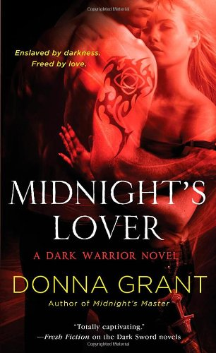 Midnight's Lover (Dark Warrior) by St. Martin's Paperbacks