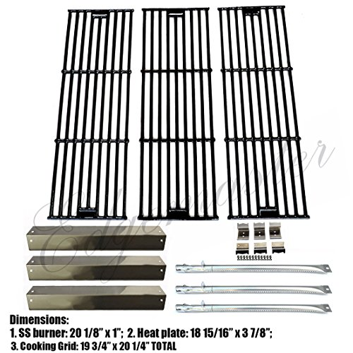 Top char griller replacement parts model 5050