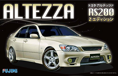 1/24 inch up series No.27 Toyota Altezza RS200 Z Edition