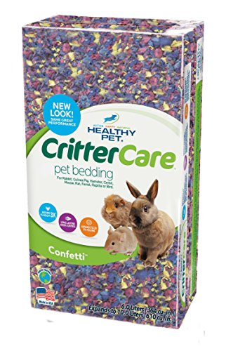 Healthy Pet Bedding, 10-Liter, Confetti